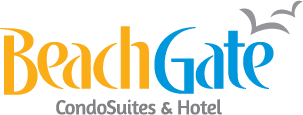 Beach Gate Condo Suites and Hotel Logo